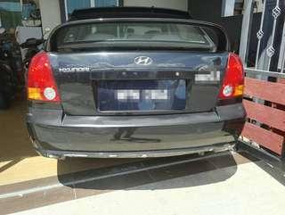 2007 Hyundai Accent full specs 1.5 ( A ) ( 013-4335237 )