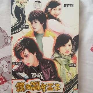 我的淘氣王子 DVD 台劇影碟