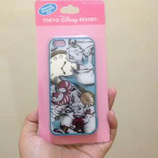 Case Iphone 5/5S (Disney Alice in Wonderland)
