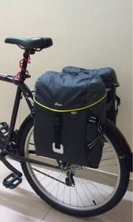 BTwin Pannier Bag for Bicycles Brand New