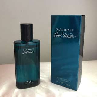 Davidoff Coolwater Men EDT 75ml