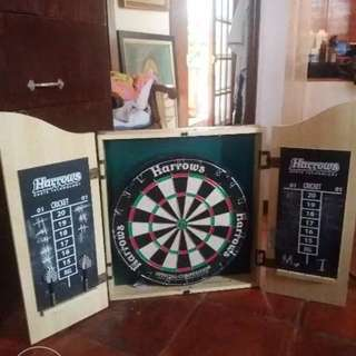 Harrows Dart Board