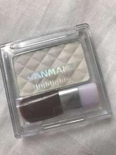 Canmake highlighter連新掃