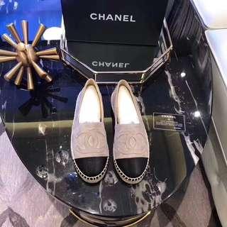 Chanel鞋 漁夫鞋