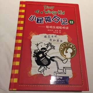 Dairy of a Wimpy Kid   Brand New