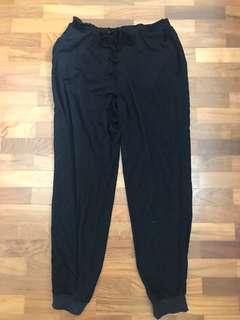 Zara Basic Black Trousers