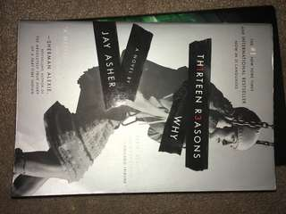 TH1RTEEN R3ASONS WHY by Jay Asher