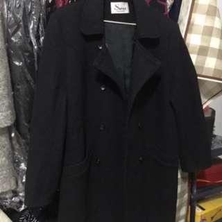 🚚 100%羊毛大衣外套