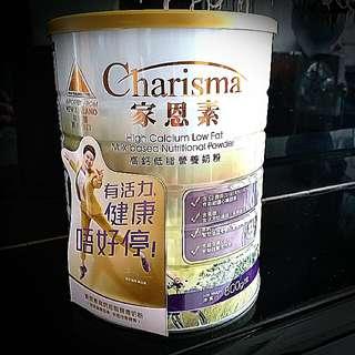 家恩素 Charisma 高鈣低脂奶粉 50 歲以上 800 g 克