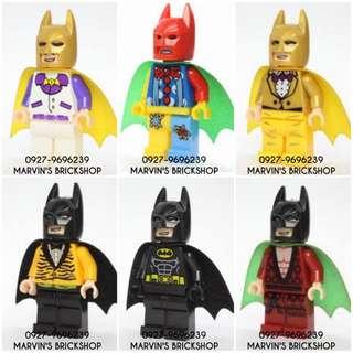 For Sale BATMAN Minifigures Brand New