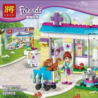 Lego Friends/friends lego/lego