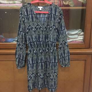 Girrafe Dress