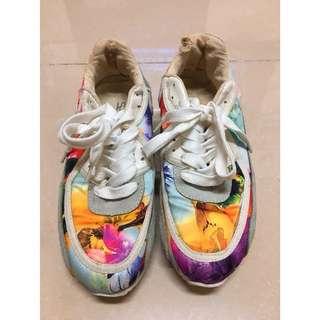 韓國花花波鞋