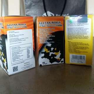 glutax 500gs softgel