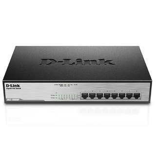 DLink DGS-1008MP