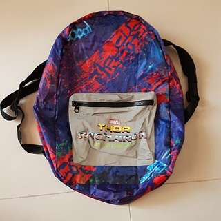 limited Ed Thor  Backpack