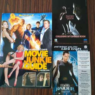 Angelina Jolie. Jessica Alba. Movie junkie
