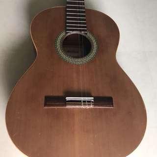 Almansa 402 Cedro Spanish Classical Guitar