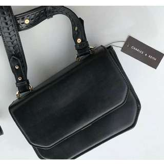 Original Charles n Keith Octagon