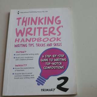 Thinking Writers' Handbook