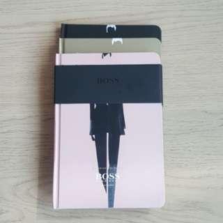 Hugo Boss Notepad