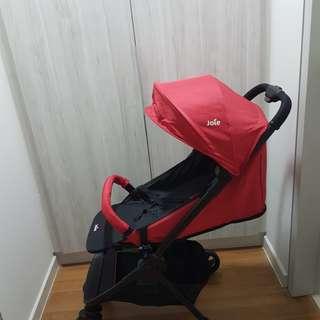 Transformer baby stroller