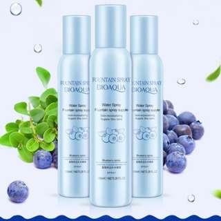 Bioaqua fountain blueberry spray 150 ml.