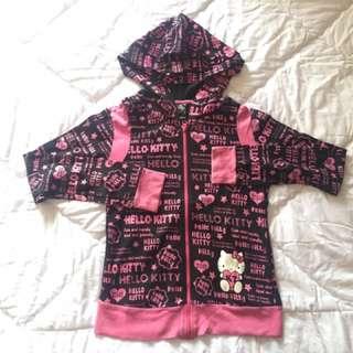 HelloKitty hoodie Ori