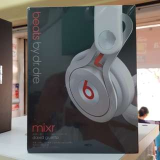 Beats By Dr Dre (Mixr white)
