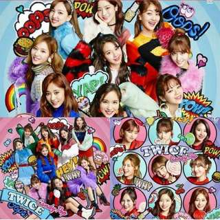 [PREORDER] Twice Candy Pop (Japanese Release)
