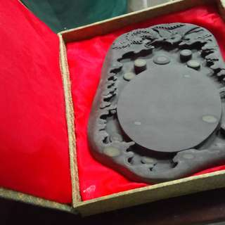 [REPRICED] Antique Chinese Hand carving Ink Stone