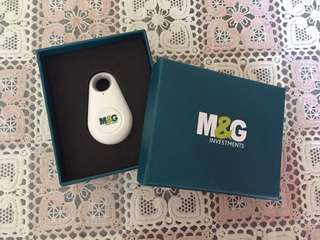 M&G iTag anti-lost / theft device based on Bluetooth