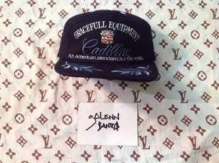 VINTAGE CADILLAC CAP