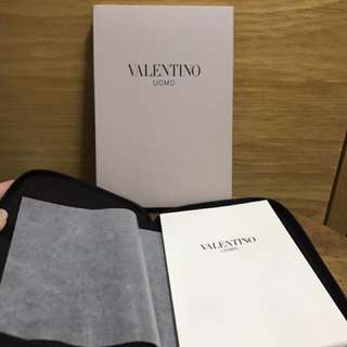 VALENTINO UOMO NOTEBOOK記事本