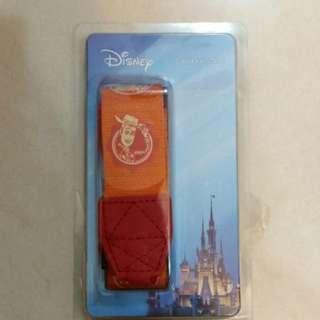 Disney toy story 胡迪  相機帶