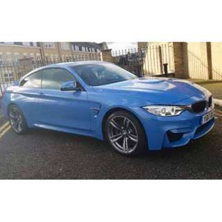 2017 BMW M4 3.0 M SPORT (headup display) CARBON ROOF
