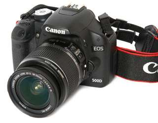 WTS: Canon EOS500D with 17-85mm Lens