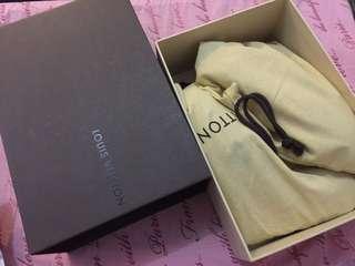 Authentic Louis Vuitton Wedge Denim Sandals