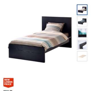 Ikea bed + mattress $150