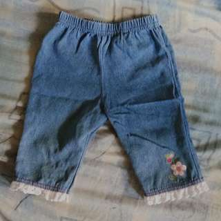 Girly short pants