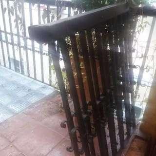 Black Fence for Sale