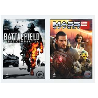 [ORIGIN] (4 Games) Battlefield, Mass Effect, Need For Speed, Medal Of Honor