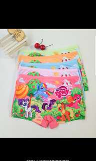 Pre-Order Kids COTTON Panties