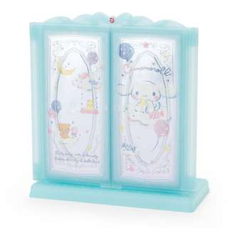Japan Sanrio Cinnamoroll Glittering Desktop 3 Side Mirror