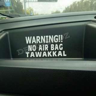 Tawakkal stickers!