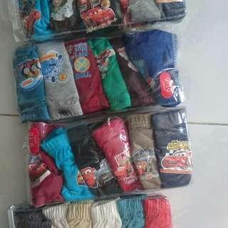Boy Underwear/spiderman underwear