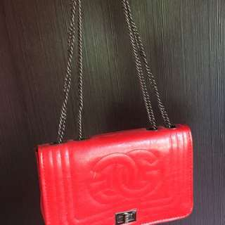 Chanel Gred Bag