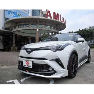 Toyota C-HR Hybrid 1.8 Auto G