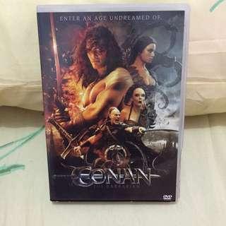 Conan Dvd