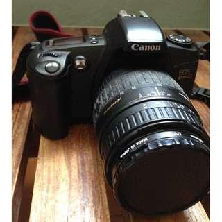 CANON EOS Rebel G 35mm FILM Camera SemiAutomatic